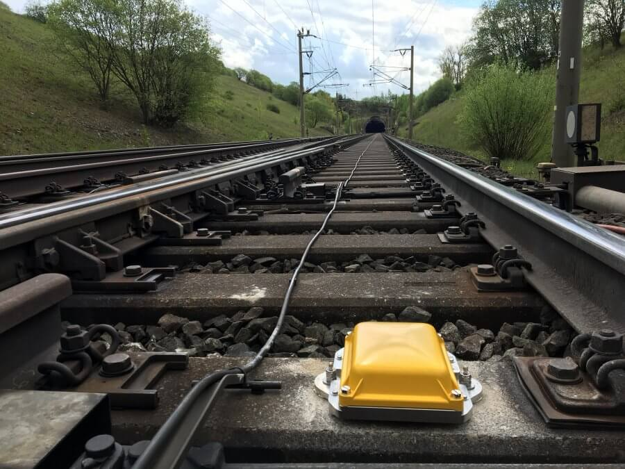 The KONUX Predictive Maintenance System for Rail Switches